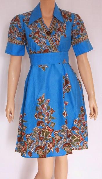 Kumpulan Foto Baju Batik Dress