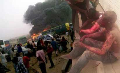 suicide bombers killed borno state
