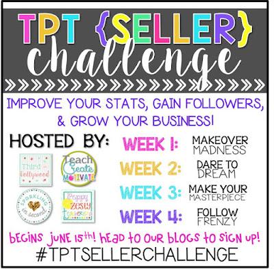 http://sparklinginsecondgrade.blogspot.com/2015/06/tpt-seller-challenge.html