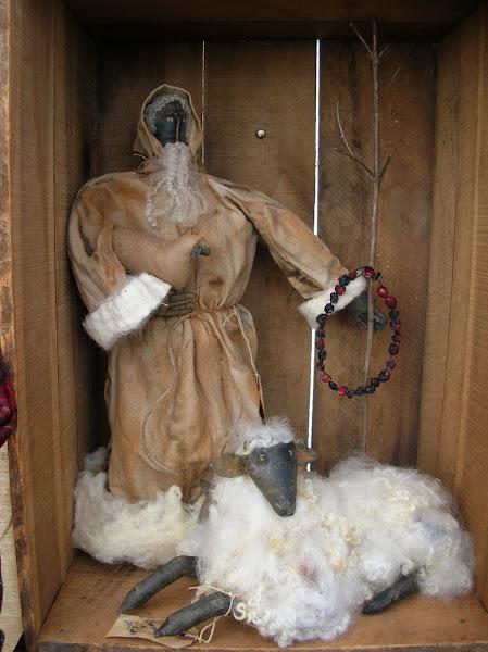 Christmas Shepherd