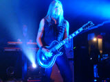 Amorphis, The Silver Church, 9 noiembrie 2011 -  Esa Holopainen