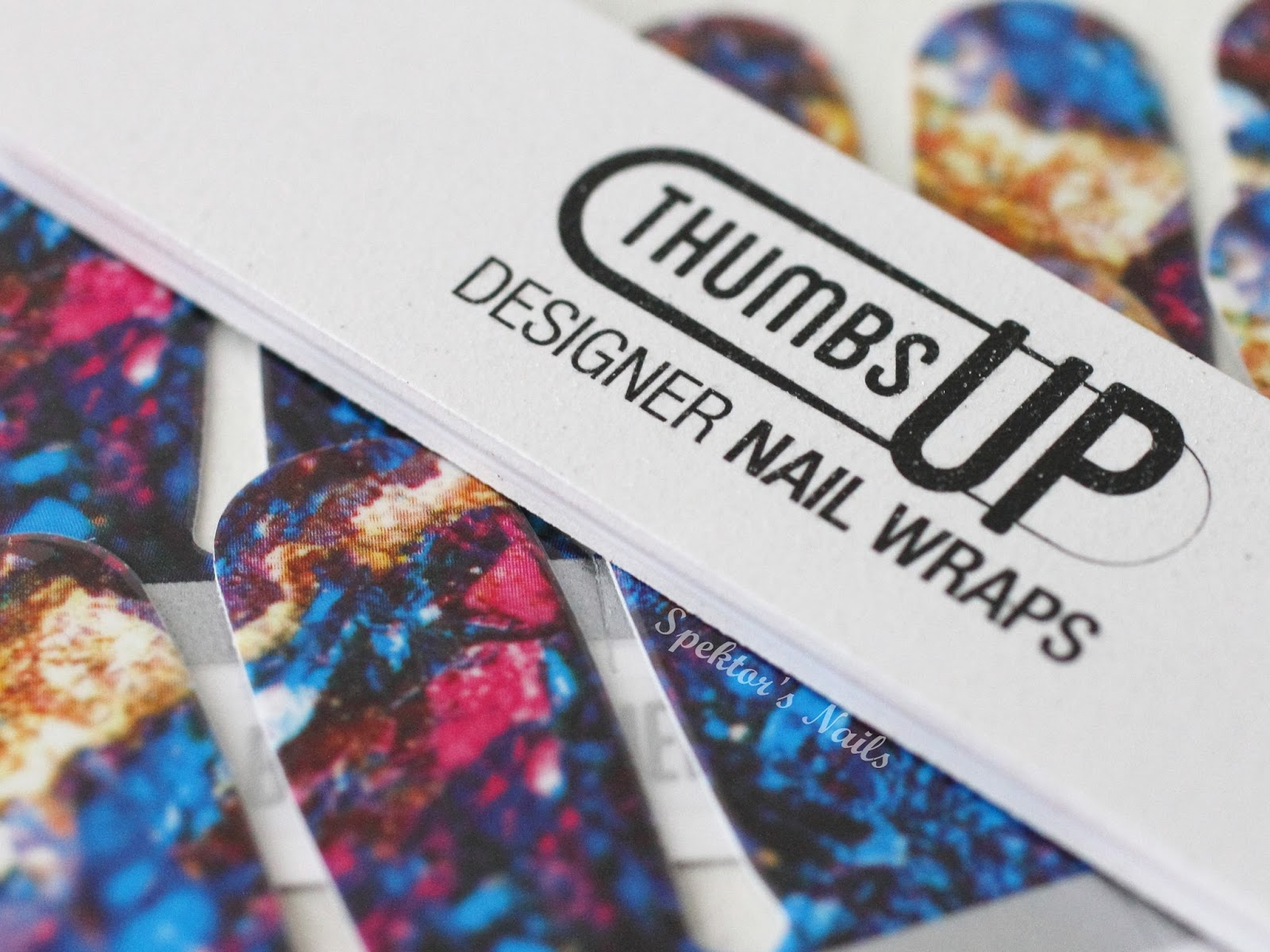 ThumbsUp Nails - Awe / Nail Wraps