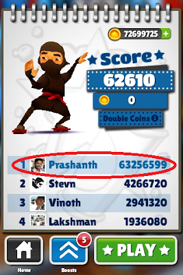Download Player Data Files For Subway Surfers Android