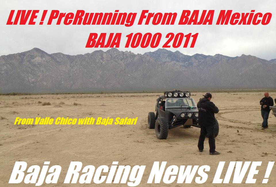 Baja Racing News LIVE!