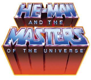Mattel He-Man and the Masters of the Universe Logo