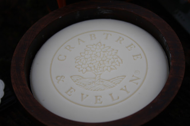 Crabtree & Evelyn Moroccan Myrrh Shave Soap