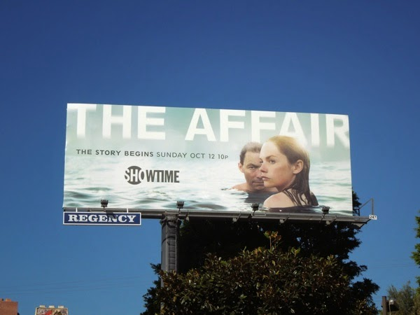 The Affair season 1 billboard