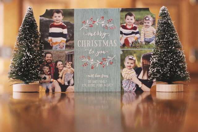 enough talk about why i love tiny prints here are our 2015 christmas cards - Target Photo Christmas Cards