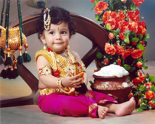 indian baby photos