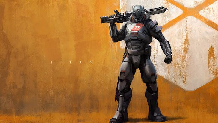 Titan Destiny Class