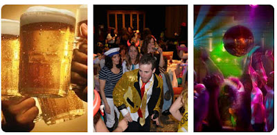 discotecas para despedidas, gynkana de cañas,restaurantes tematicos