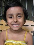 Neha- age 5 (India)