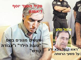 פשעי רשויות הרווחה: הראש הקטן של כרמל סלע והמעשים המגונים של פקיד הסעד יוסף דיאמנט