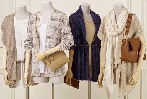 Violeta by Mango moda tallas grandes primavera 2014 cardigans