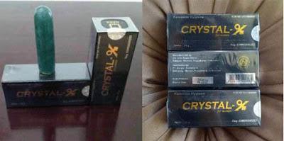 Crystal X Asli dari masa ke masa generasi ketiga tahap 1