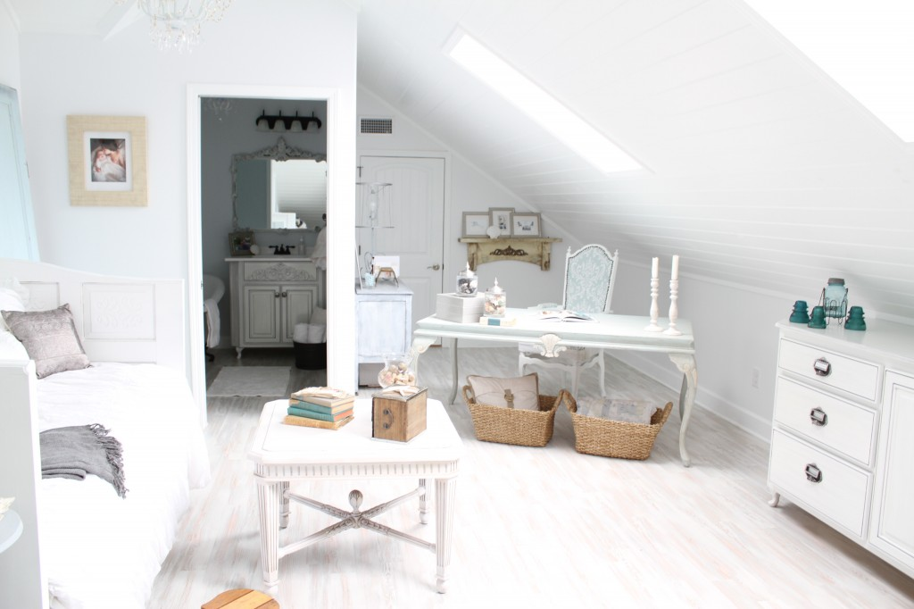 Have Your Ever Seen A Better Attic Makeover Officeenvy