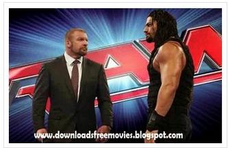 WWE Raw 16th March 2015 - 03/16/2015 Watch Online Download DVDscr