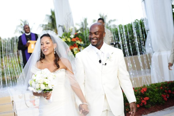 Black celebrity weddings pictures