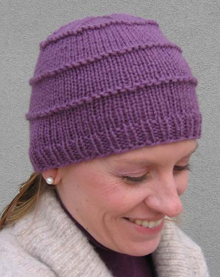 Beanie Knitting Pattern Free : Knitting Patterns Free: beanie patterns