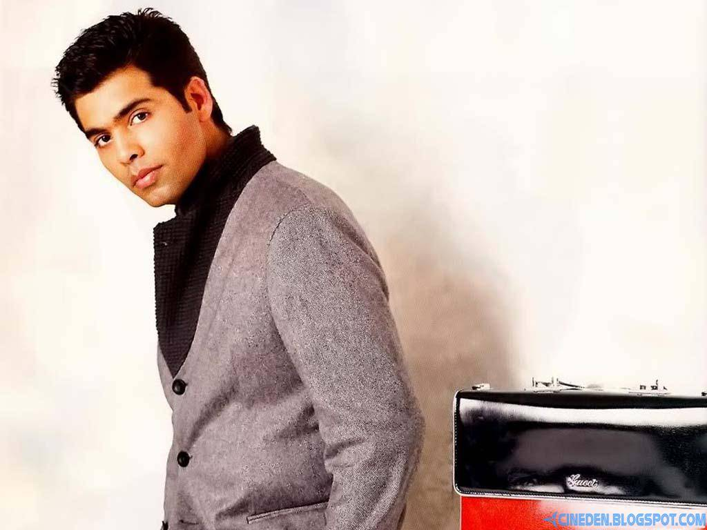 Karan Johar Opens His Heart