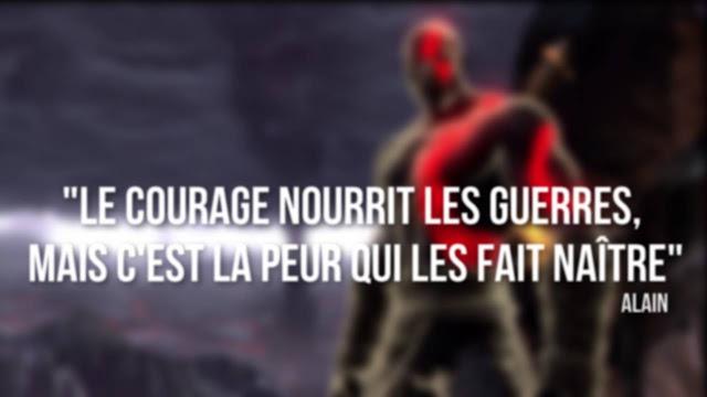 citation courage