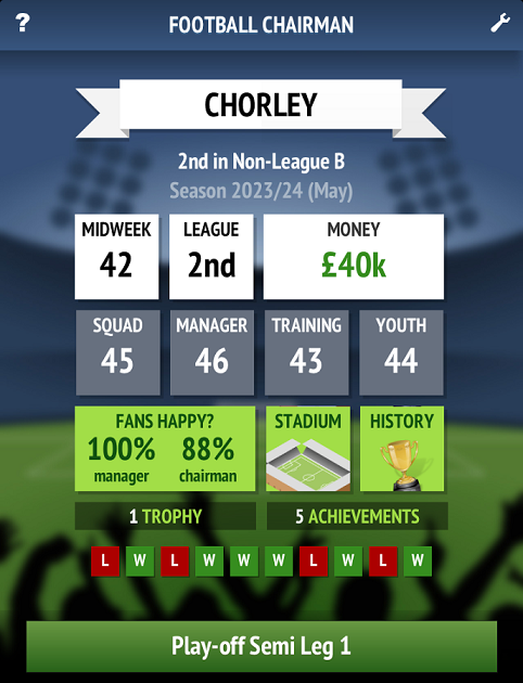 Football Chairman APK