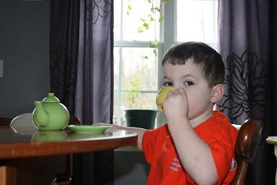 toddler tea service tea party