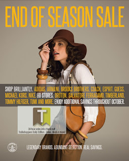 Check out Premium Outlets End of Season Sale today