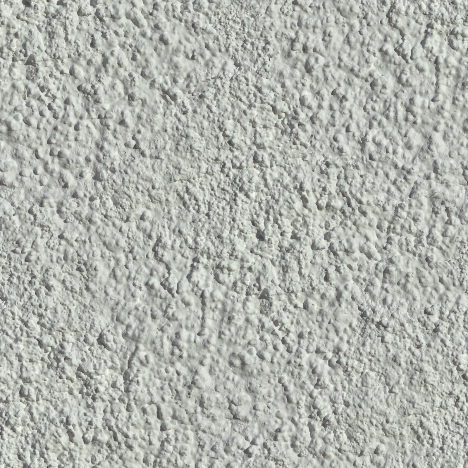 Stucco white wall plaster texture 2048x2048