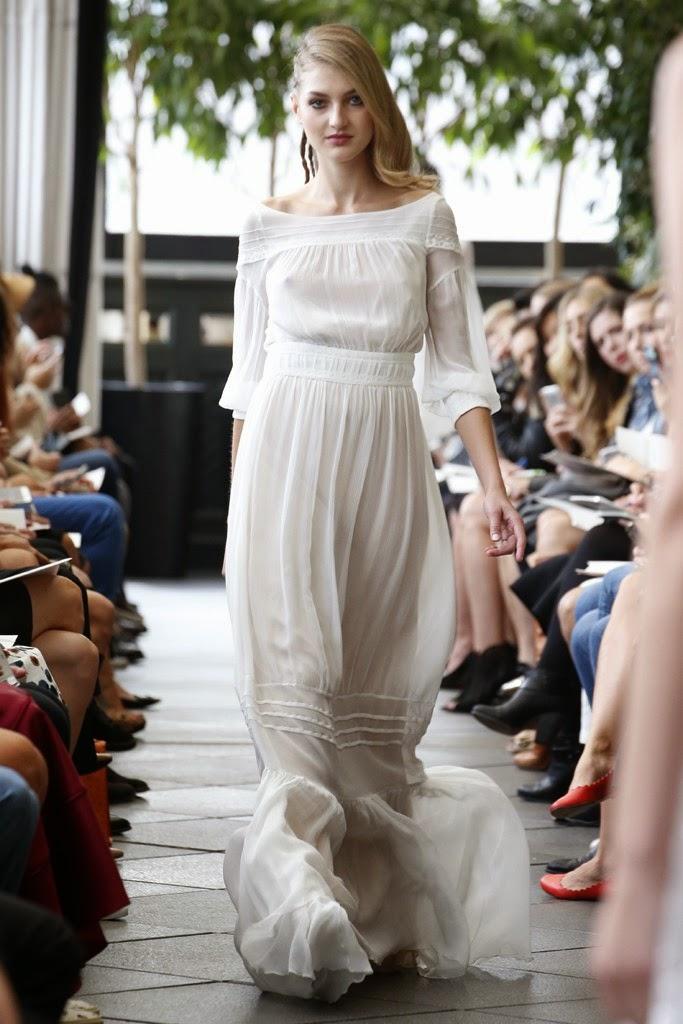 Wedding Dresses : Delphine Manivet Bridal Fall 2015 :: Cool Chic Style Fashion