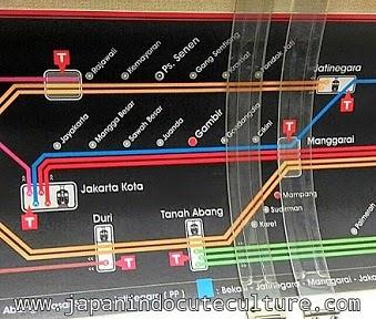 Panduan Naik KRL / Kereta Commuter Line Untuk Pemula