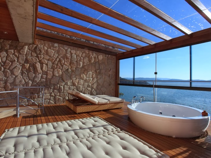 The 10 most amazing hotel bathrooms ever amazing facts for Best bathrooms ever
