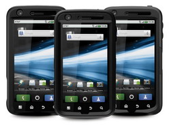 OtterBox Defender Series cases for Motorola ATRIX 4G released