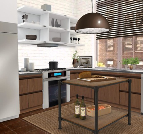 Autodesk Sample Kitchen Homestyler