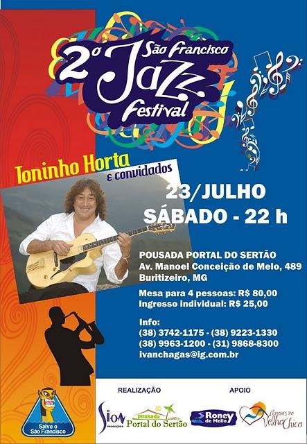 No margem esquerda do Rio, em Buritizeiro, TONINHO HORTA
