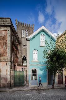 Renovación de un Edificio Historico en Portugal