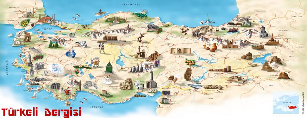 Anadolu'da Yerleşim - Ebediyen Türk Kalacak Topraklar