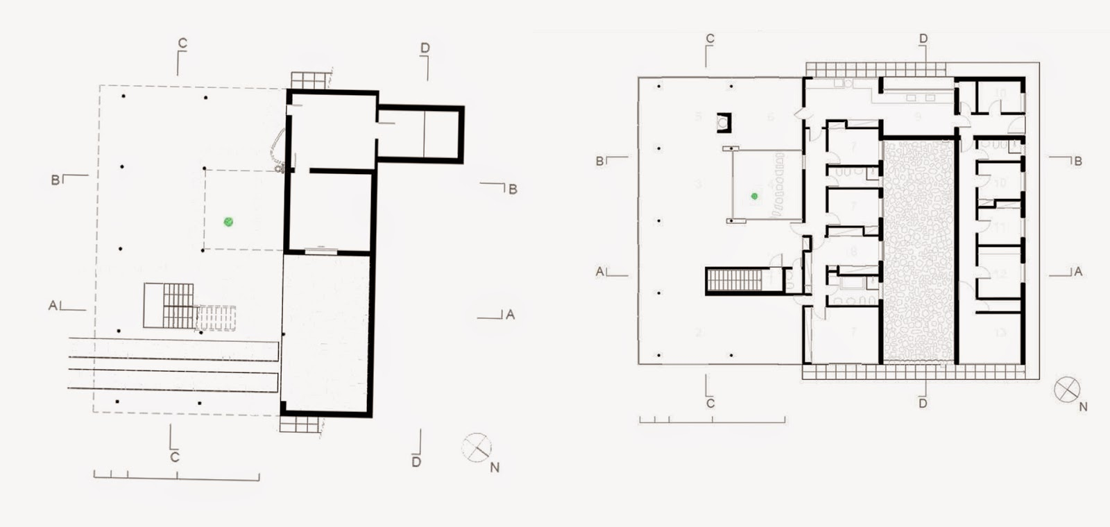 housing and architecture 4 casa de vidro glass house lina bo