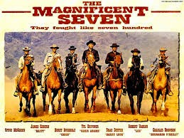 Original Poster for The Magnificent 7