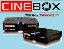 cinebox CINEBOX SUPREMO   ATT 17/08/2014