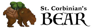 The Story of St. Corbinian (and his Bear)