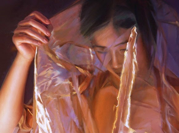 Realisme Painting Jia Lu Artwork
