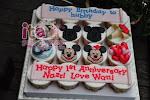 .: Anniversary / Birthday Cupcakes :.