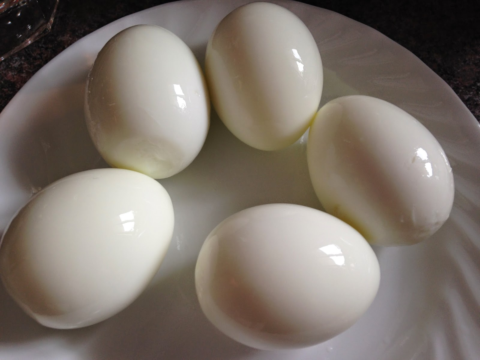 Frugal Allergy Mom: Perfect Hard Boiled Eggs (Easy to Peel)