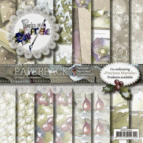 Paper pack  3,95    kerst nr 2