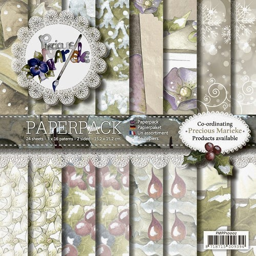 Paper pack kerst 3,95