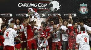 Winner Carling Cup 2012