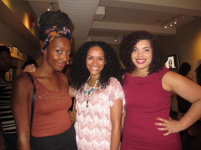 chescaleigh, hey fran hey, antoinette henry, around the way curls, curlbox, ouidad, natural hair