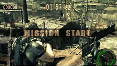 Free Download Resident Evil 5 Full Crack