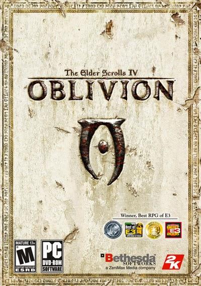 The Elder Scrolls IV Oblivion - PC